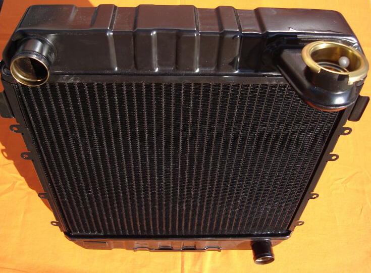High performance water radiator opel gt