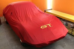 Opel GT Luxus Car Cover RED