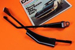 Wiper Arm Set Opel GT , black