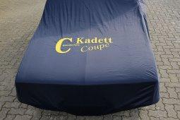Opel Kadett C Luxus Car Cover - Coupe -
